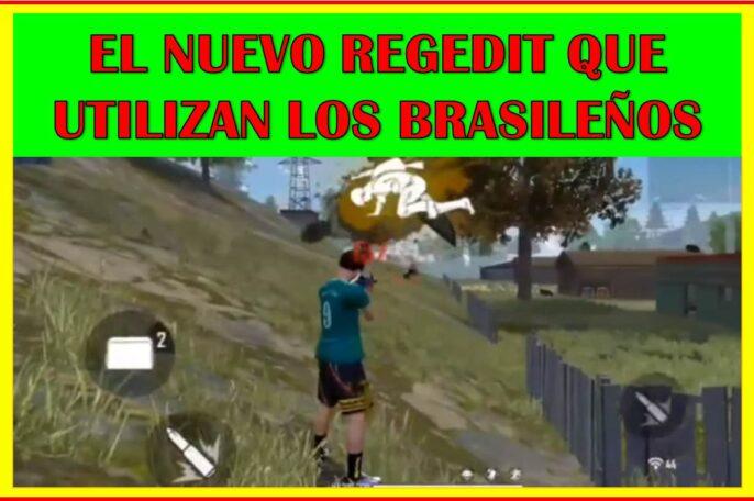 Imagen del juego free fire.