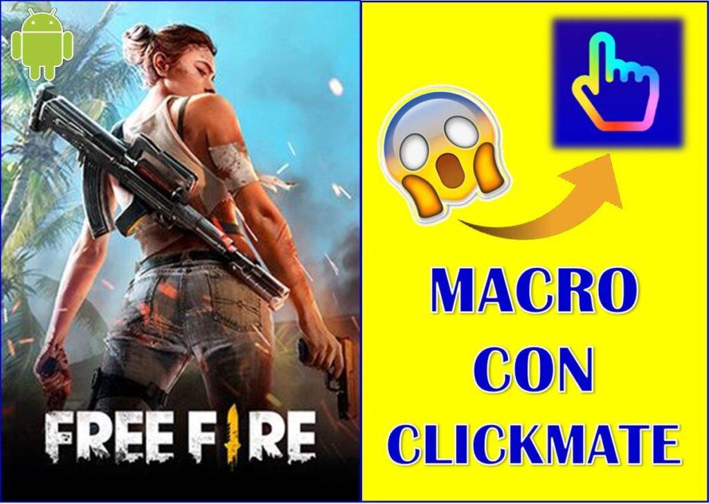 Macro en free fire.